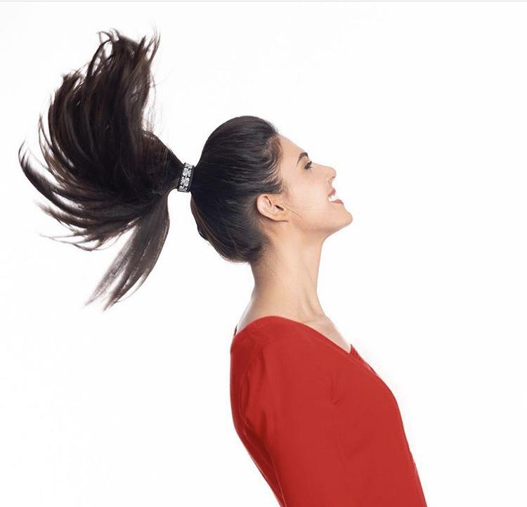How To Keep Your Ponytail Up All Day