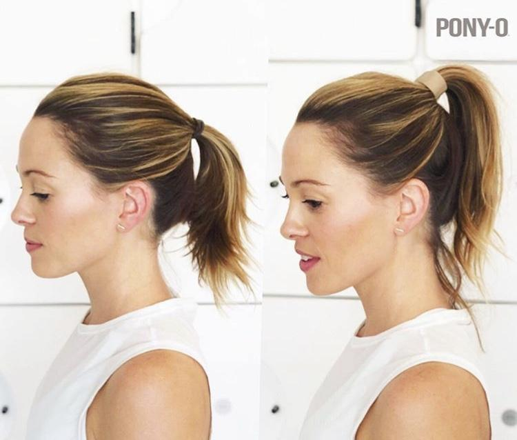Ponytails for Fine Hair