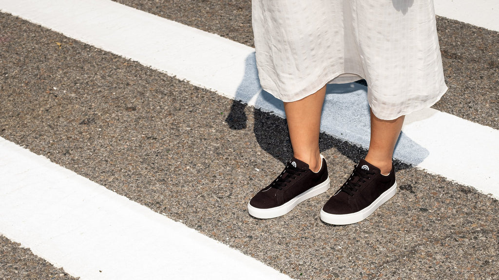 The Royale Eco Canvas Shoe