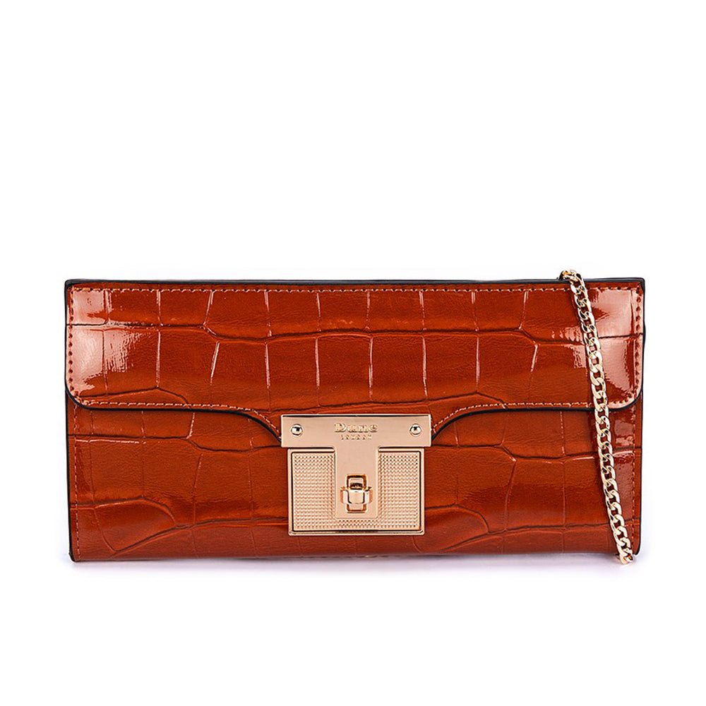 KAROLYN DI - Square Lock Purse