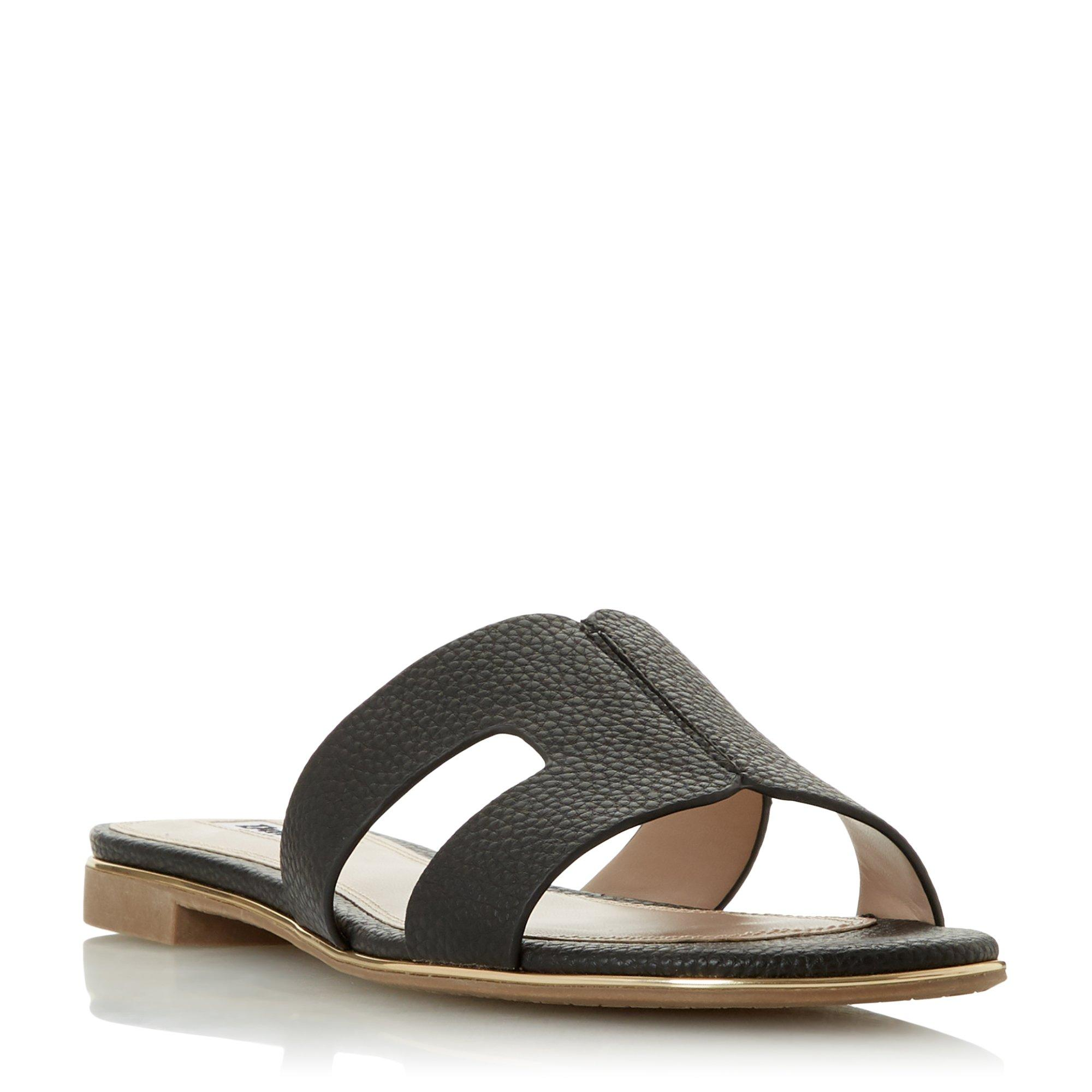LOOPER - LOOPER - Caged Vamp Slider Sandal