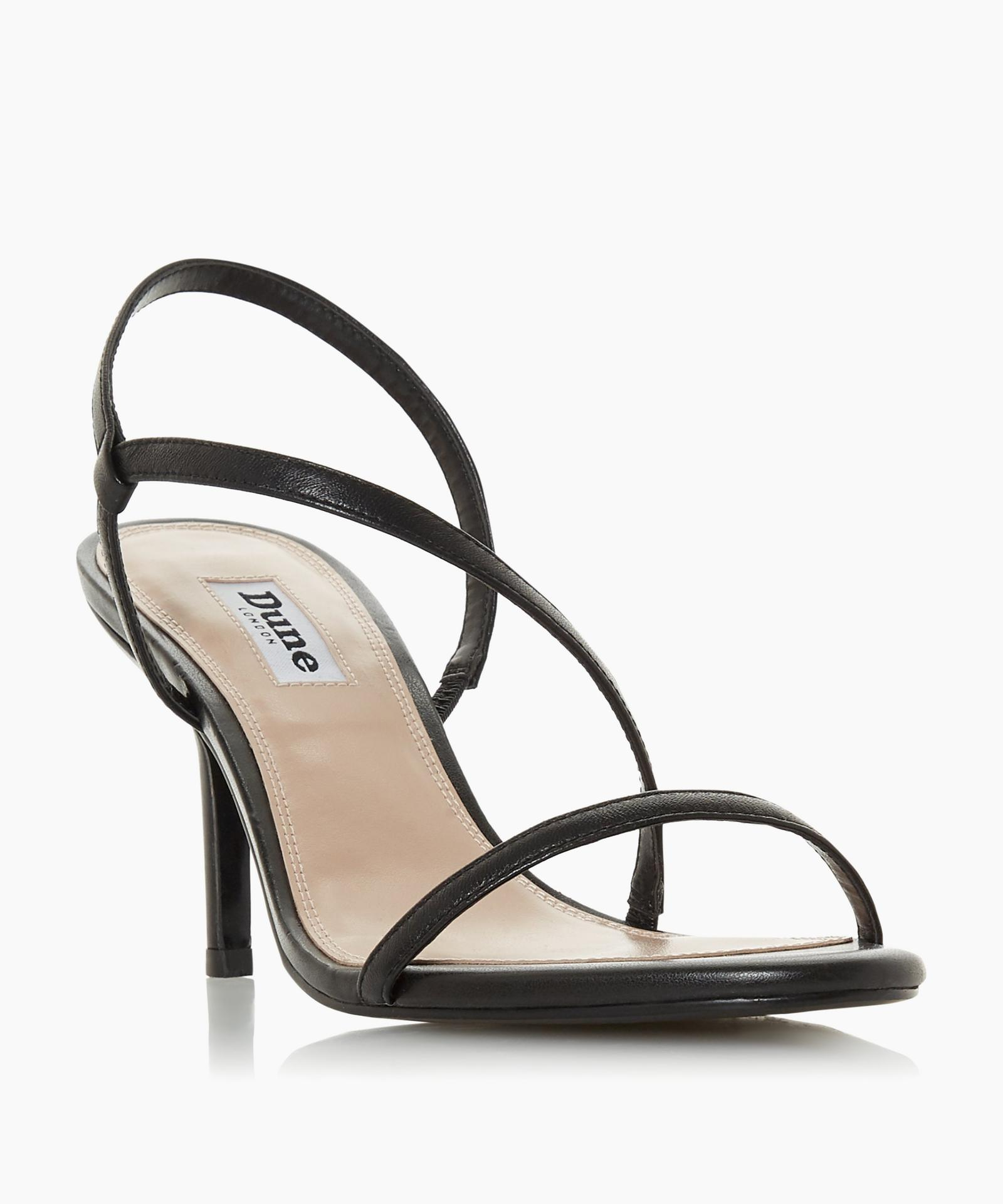 MOJO DI - MOJO DI - Strappy High Stiletto Heel Sandal