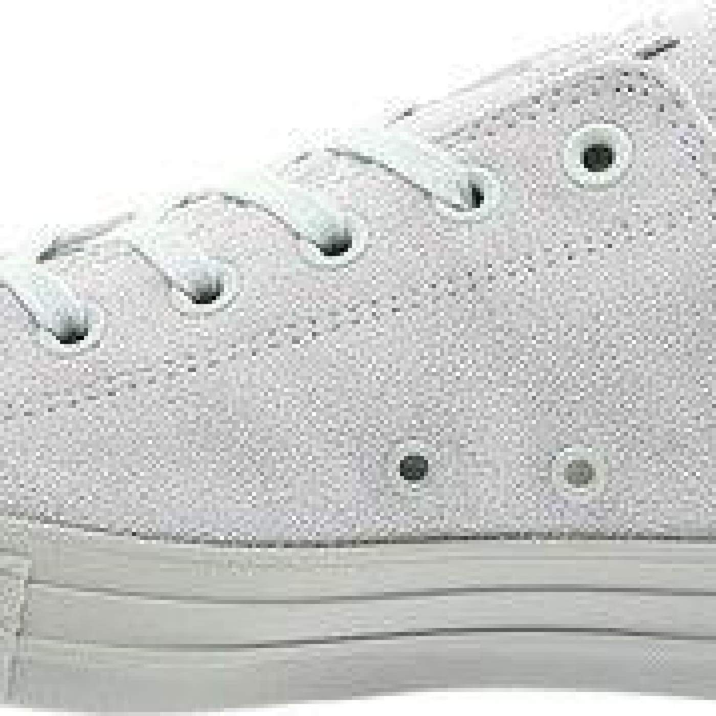 Converse Converse Chuck Taylor All Star Ox Mono Suede Sneaker Light SilverLight Silver Sneakers from shoes | ShapeShop