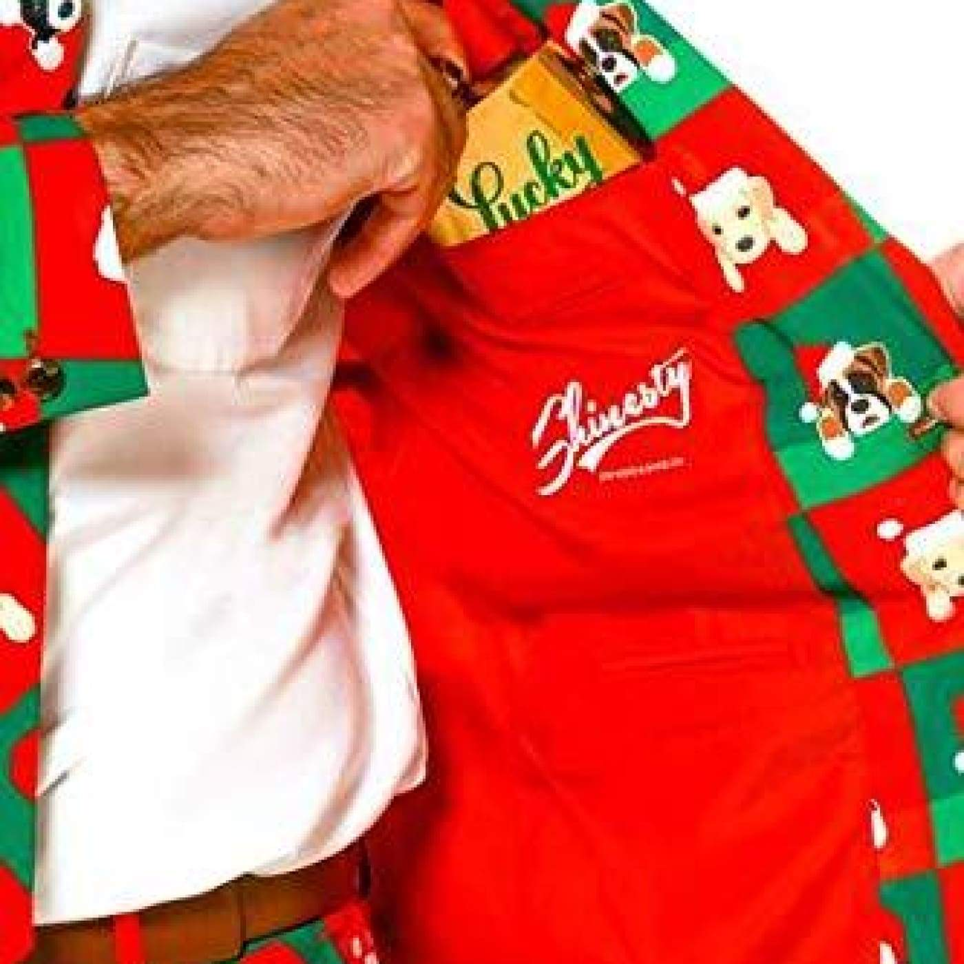 Shinesty Christmas Suits.Funky Town Clothing Shinesty Ugly Christmas Suit For Men