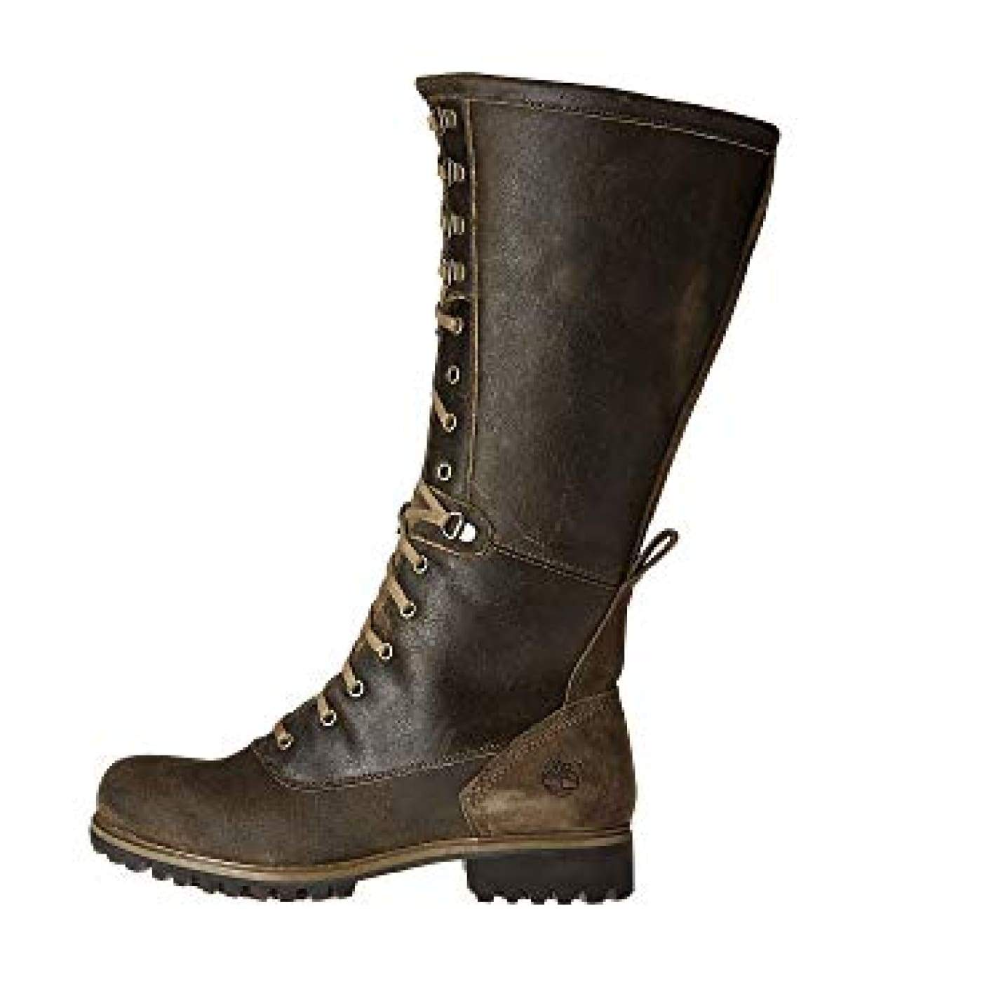 b1389d20377 Funky Town Clothing - Timberland Wheelwright Tall Lace Waterproof Boot