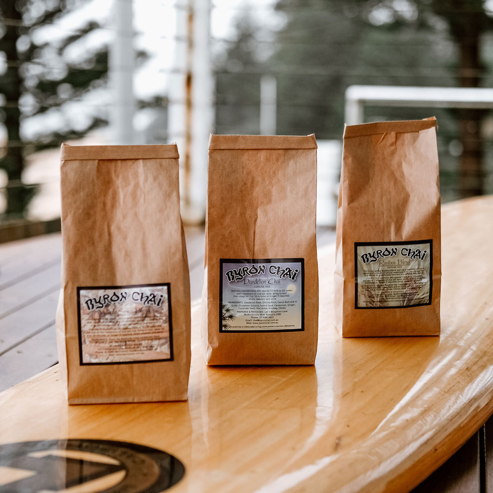 Byron Chai Tea Lover Bundle