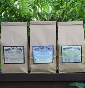 Byron Chai Indian Spice 6 x 100g + Any 2 of our 400g Range
