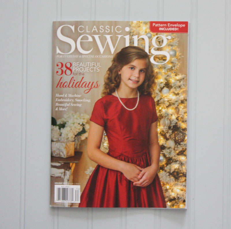 Classic Sewing Holiday Issue