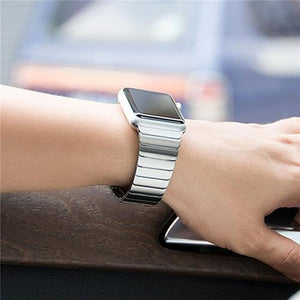 Bracelet Stainless Steel Band with Protective Case - Visit www.5iento.dk