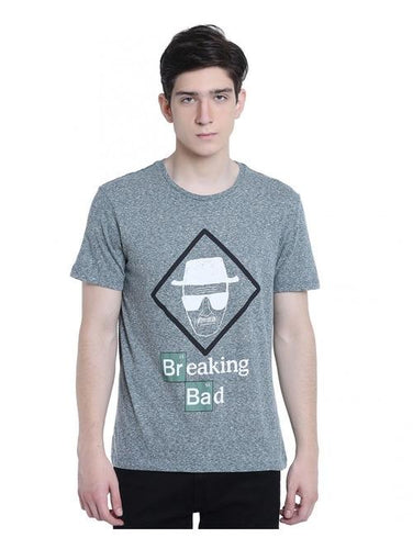 Breaking Bad Say My Name Green Half Sleeve Men Mens T-Shirts - Order online www.5iento.dk