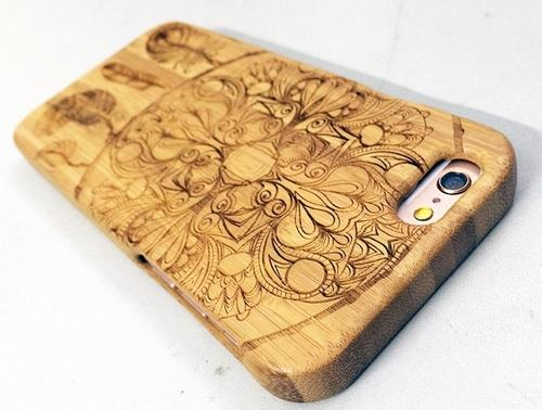 Dreamcatcher Wood iPhone Case