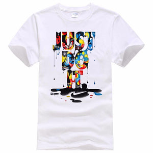 Just Do It T-Shirt - Visit www.5iento.dk