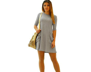 Large pocket Tunic
