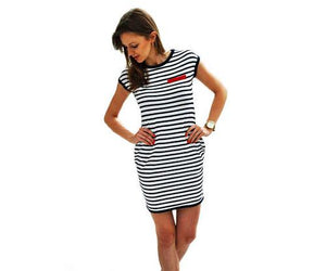 NAUTICAL Tunic | White Dresses - Order online www.5iento.dk