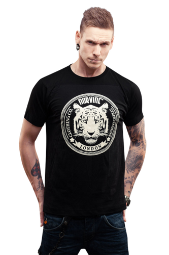 Tiger of London Mens T-Shirts - Order online www.5iento.dk