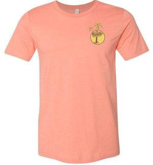 Get Me to the Beach Short-Sleeve Tshirt Sunset / XS