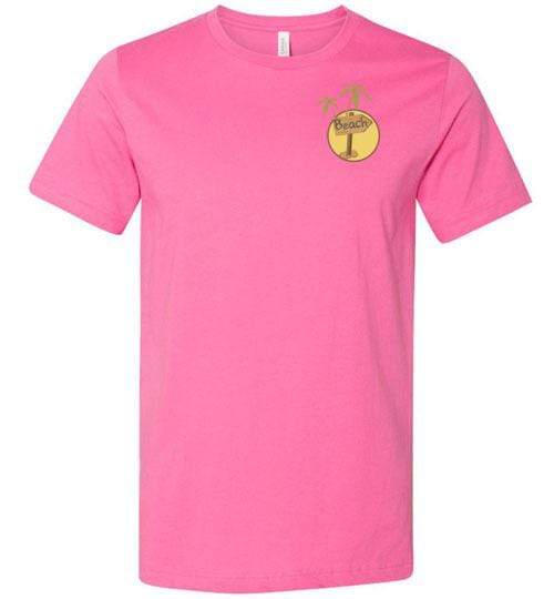 Get Me to the Beach Short-Sleeve Tshirt Charity Pink / XS