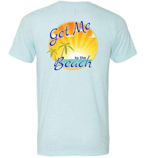 Get Me to the Beach Short-Sleeve Tshirt