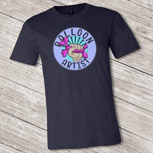 Balloon Artist t-Shirt for Balloon Twisters ~ Short-Sleeve (Adult)