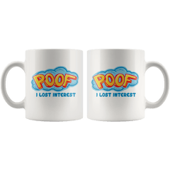 Poof mug both sides