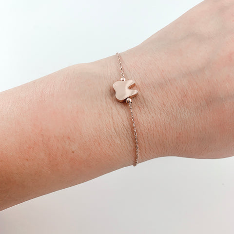 I AM....Bracelet Rose Gold