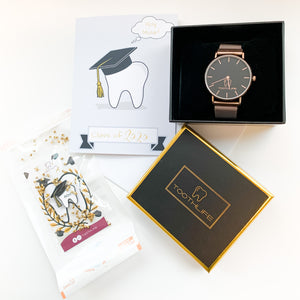 RDH Graduation Combo (Card, Pin and Watch)