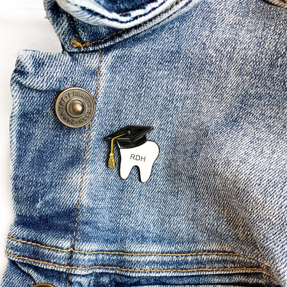 RDH Tooth Grad Pin