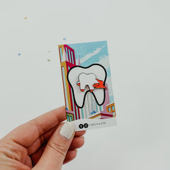 Super Tooth Pin