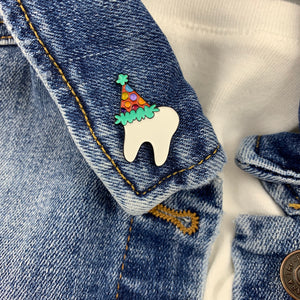 HBD Tooth Pin
