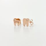 Twinkle Tooth Rose Gold Set