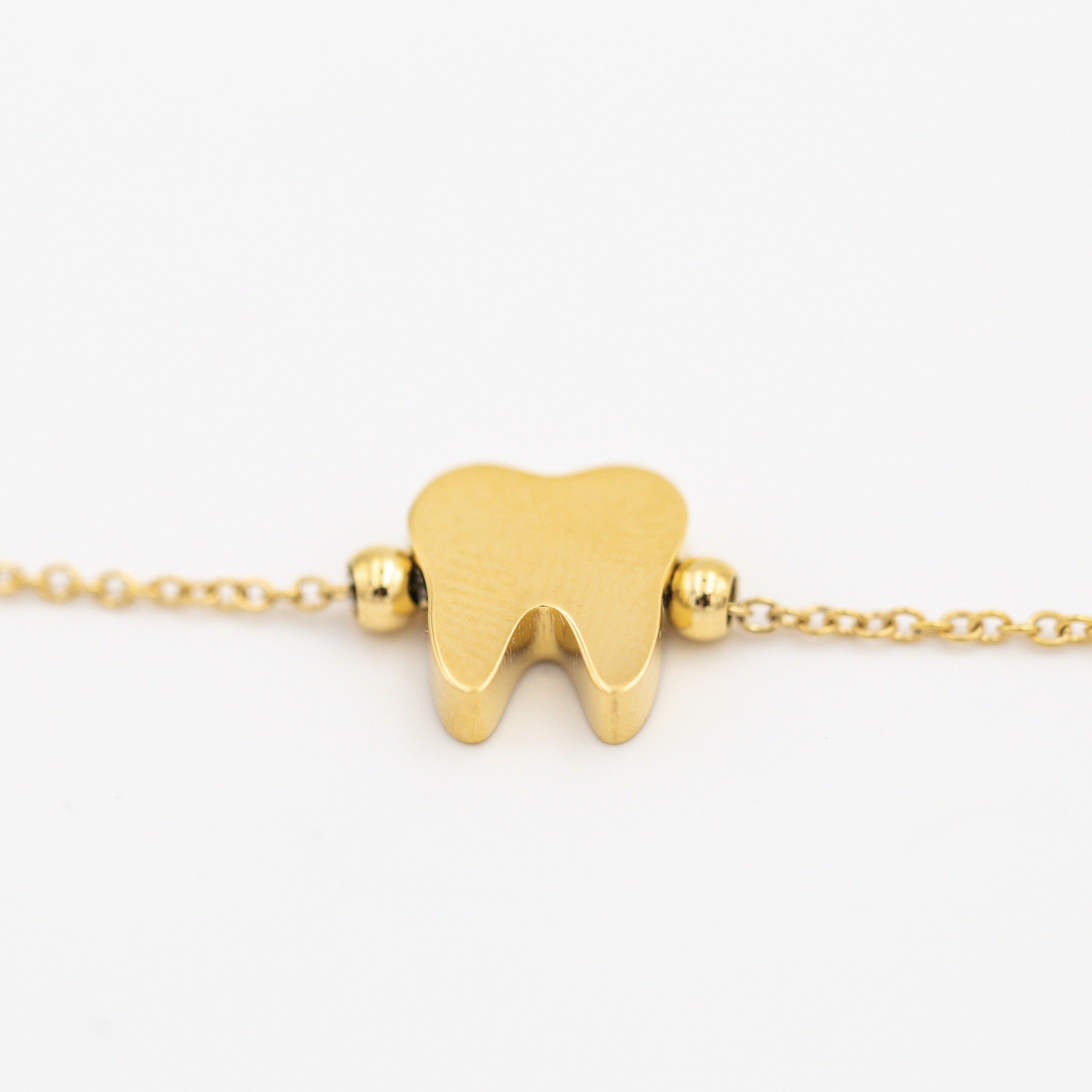 I AM... Bracelet Gold Plated 925 - Toothlife