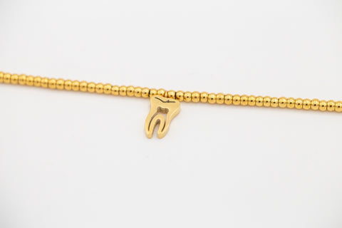 Classic Gold Tooth Bracelet - Toothlife