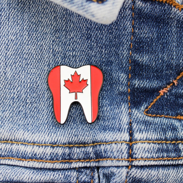 Canadian Tooth Pin