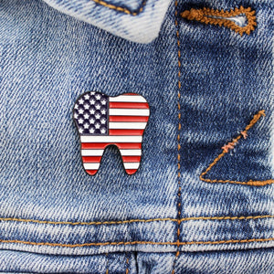 American Tooth Pin