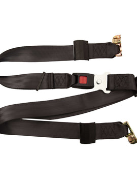 "Sure-Lok Lap Belt Standard 98"" Long (Series L)"