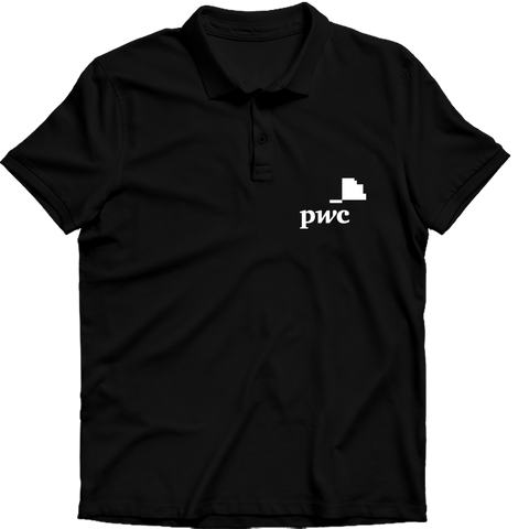 PWC Polo T-shirt Black