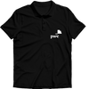 Image of PWC Polo T-shirt Black