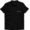 Image of Morgan Stanley Polo T-shirt Black