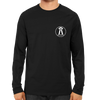 Image of Advocate Logo Full Sleeve-Black