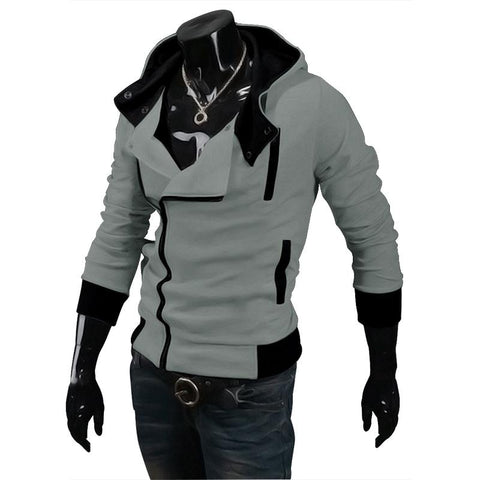 Assassin's Creed Hooded Jacket Grey
