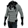 Image of Assassin's Creed Hooded Jacket Grey