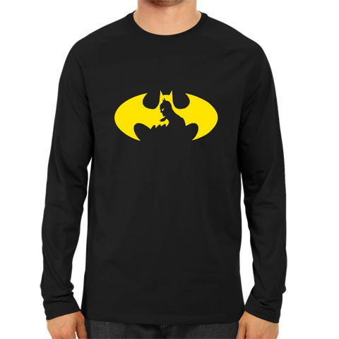 Batman 2 Full Sleeve Black