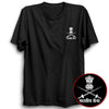Image of Bhartiya Sena Half Sleeve Black