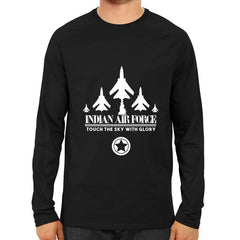 Indian Air force Full Sleeve Black