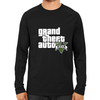 Image of Grand Theft Auto -Full Sleeve-Black