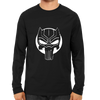 Image of Black Panther Face Full Sleeve Black