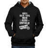 Image of Boys Ride Toys Black Hoodie