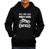 Image of Boys Ride Toys Men Ride - Black Hoodie