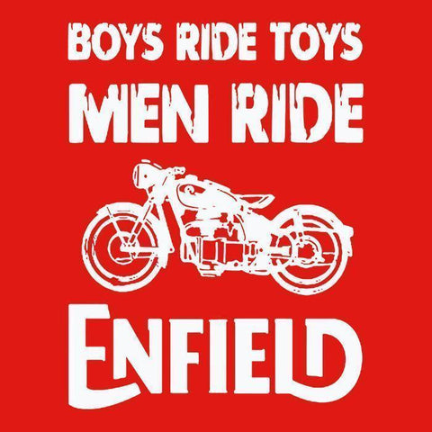 Boys Ride Toys Men Ride -Full Sleeve