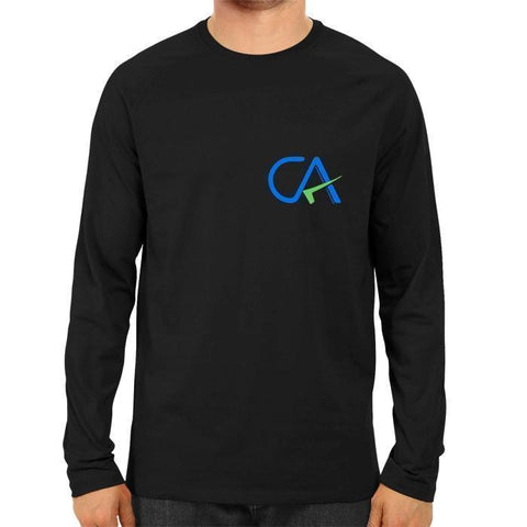 CA -Full Sleeve Black
